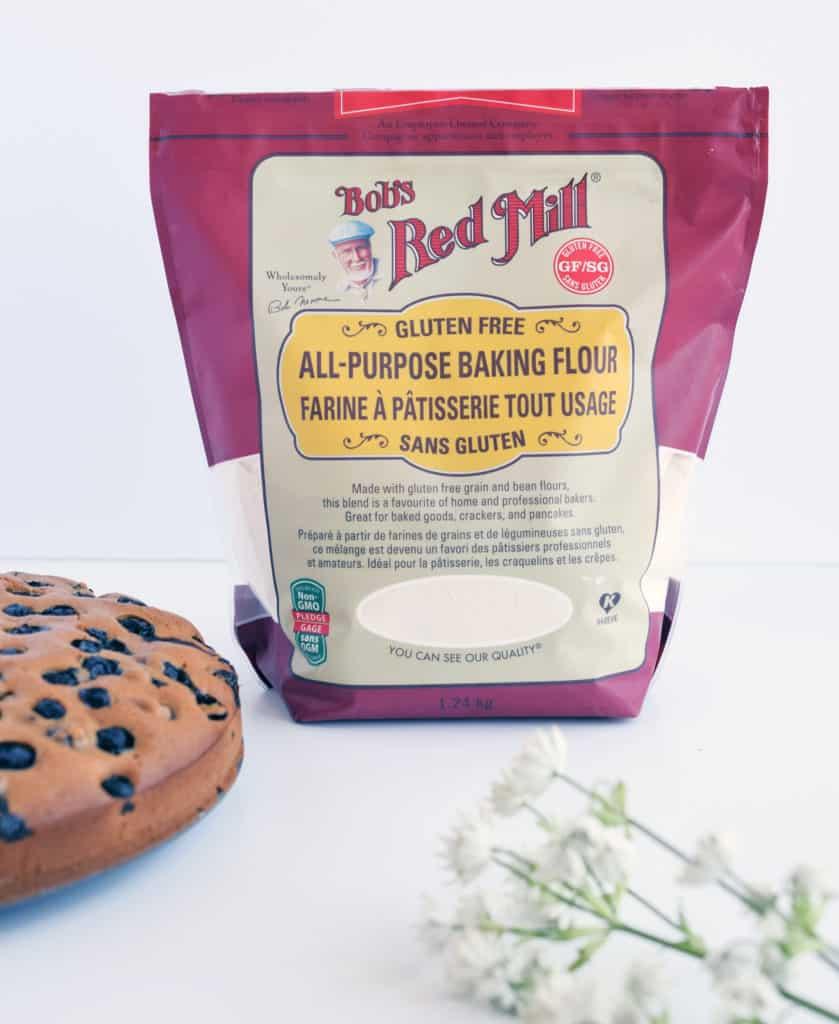 Bobs Red Mill gluten free flour mix