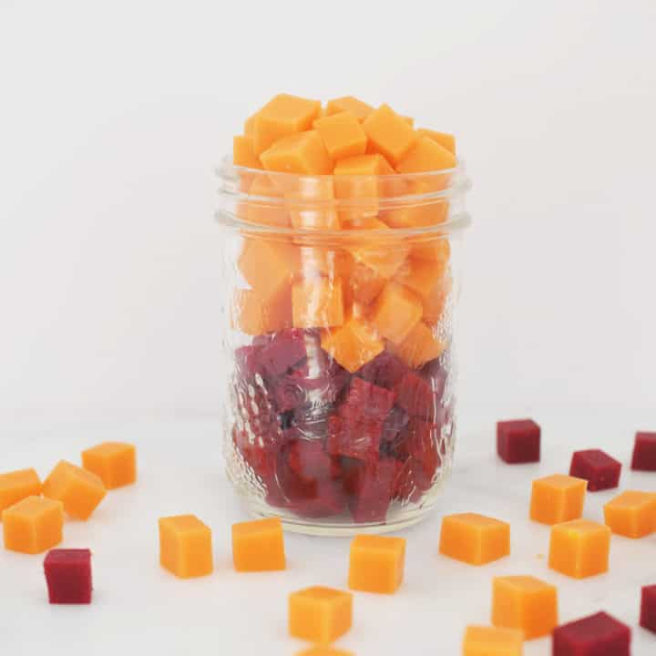 Gelatin Gummies Made With Real Fruits and Veggies
