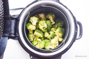 broccoli in an air fryer